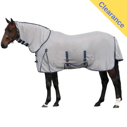 Weatherbeeta Airflow Combo Fly Rug Purple/Pink Polka Dot ...